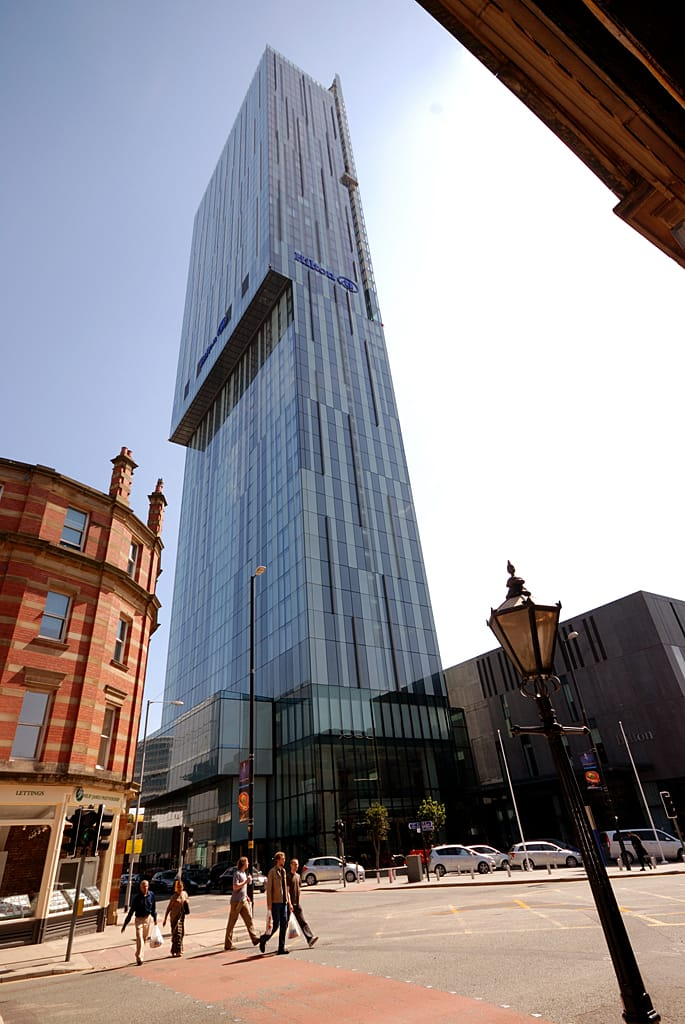 Manchester Beetham Tower