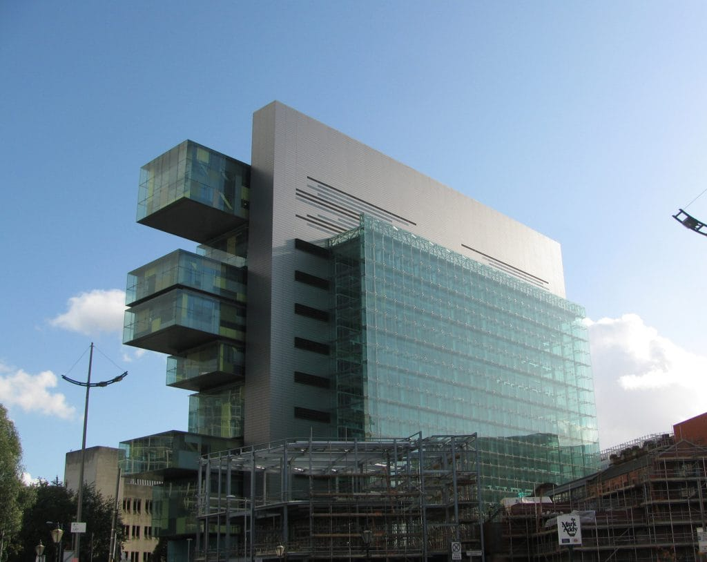 Manchester Civilj Justice Centre