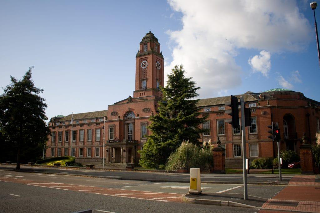 Trafford townhall