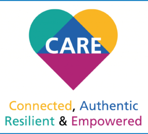 CARE (Connected, Authentic, Resilient, Empowered)