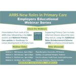 ARRS Employers educational webinars