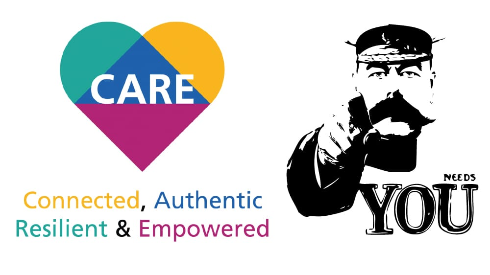 Care programme needs you