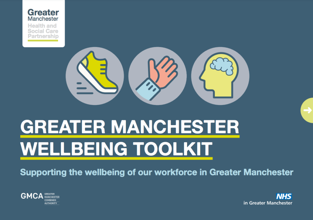 Greater Manchester Wellbeing Toolkit